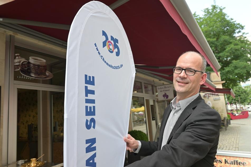 CWE-Chef Sören Uhle (46) sieht in der Auszeichnung einen großen Gewinn für die Kulturhauptstadt.