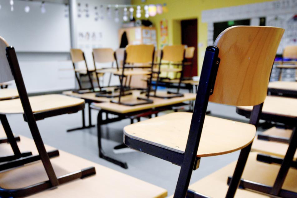 Die Schule ist zu. (Symbolbild)
