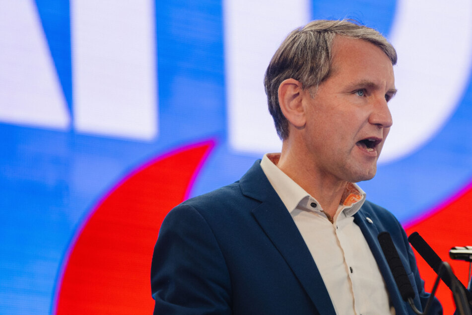"""Björn Höcke hält Corona für """"eine einzige Inszenierung"""" und will nicht in den Bundestag"""