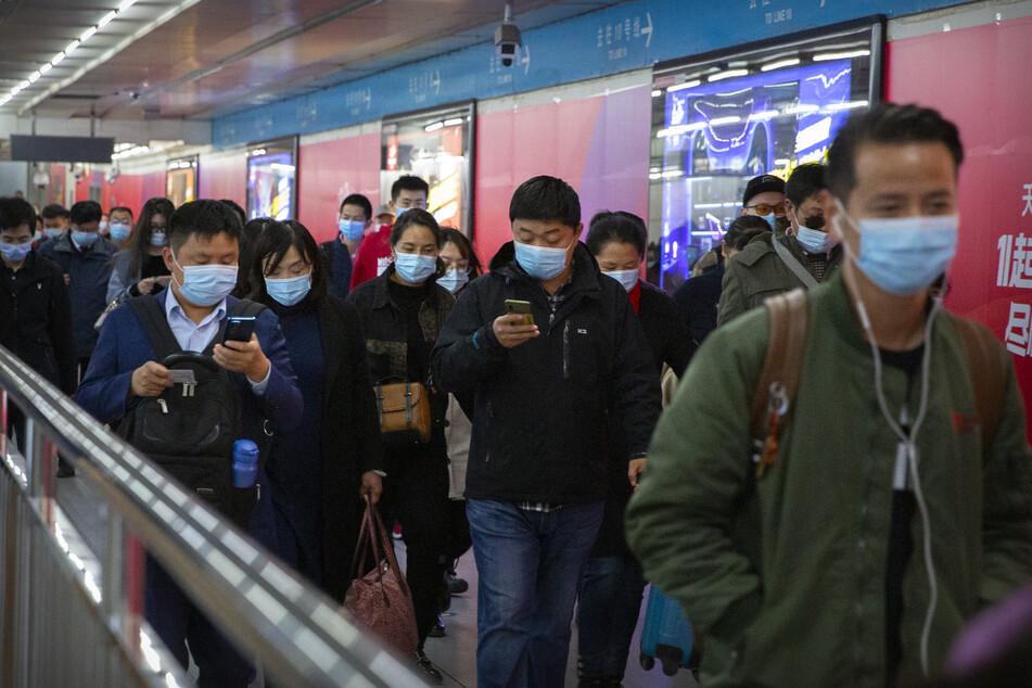 In China wurden aufgrund von einzelnen, lokalen Corona-Ausbrüchen fast eine Million Menschen getestet.