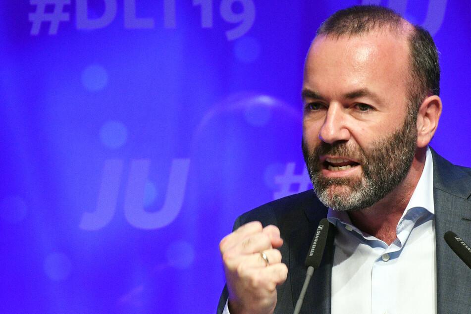 Manfred Weber sieht moralische Pflicht des Westens in Afghanistan