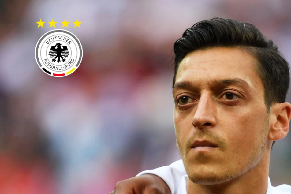 Özil meldet sich nach DFB-Demontage zu Wort und fordert Rückkehr eines alten Kumpels!