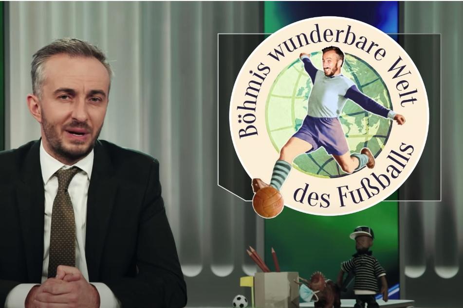 Jan Böhmermann (40) hatte in seiner Show am Freitag erste Andeutungen Richtung Bild-Chef Julian Reichelt (40) gemacht.