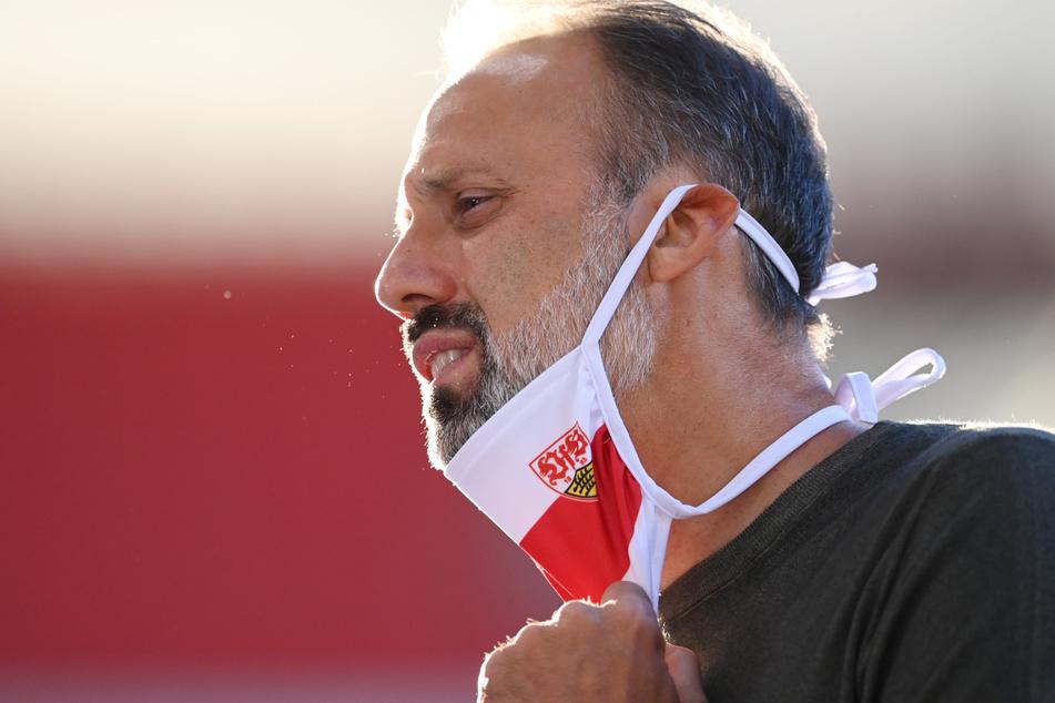 VfB-Trainer Pellegrino Matarazzo (42). (Archivbild)