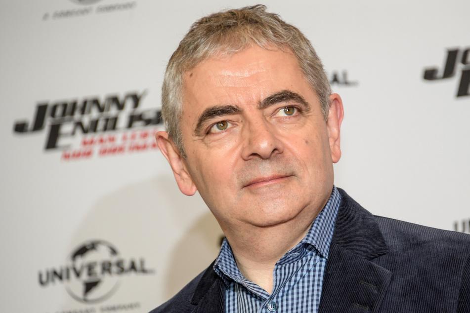 Wer Rowan Atkinson (66) sieht, sieht Mr. Bean. (Archivbild)