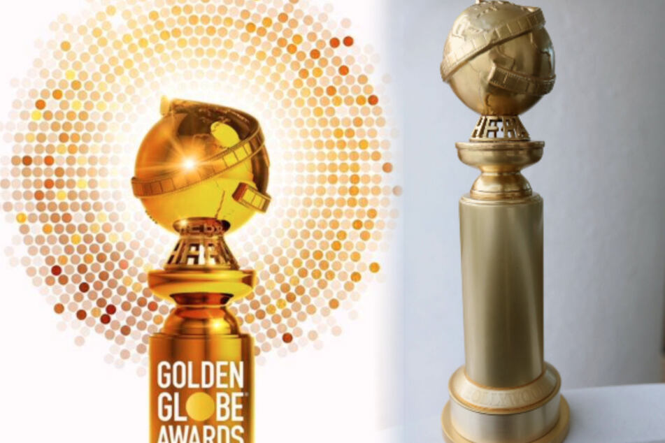 The 2021 Golden Globes are set to take place on February 28 (collage).