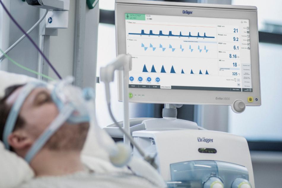 Coronavirus: Hersteller will Klarheit bei Verteilung von Beatmungsgeräten