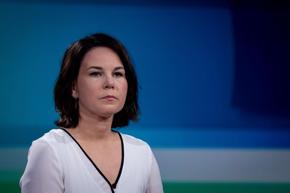Bündnis 90/Die Grünen liegen laut Forsa-Umfragen mit Kanzlerkandidatin Annalena Baerbock (40) aktuell recht deutlich hinter der Union.