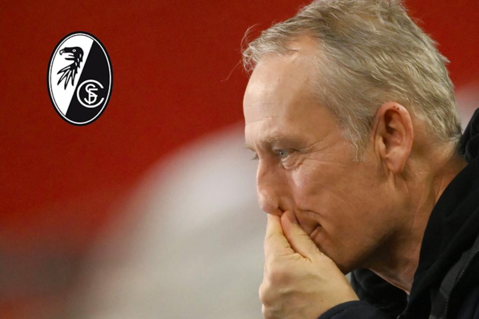 """Freiburg-Coach Streich über Kapitol-Sturm: """"Warnung für uns alle!"""""""