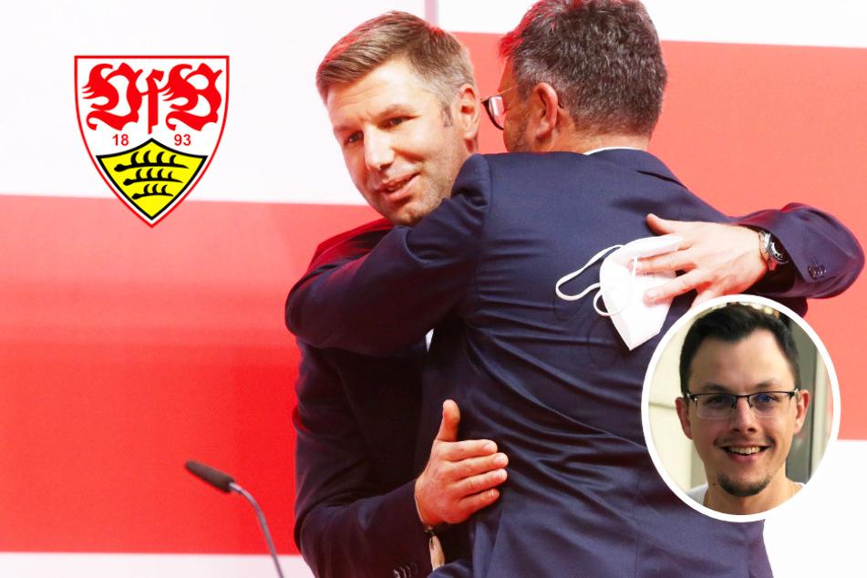 Kommentar zur Mitgliederversammlung des VfB: Viele Gesten, die Hoffnung schüren