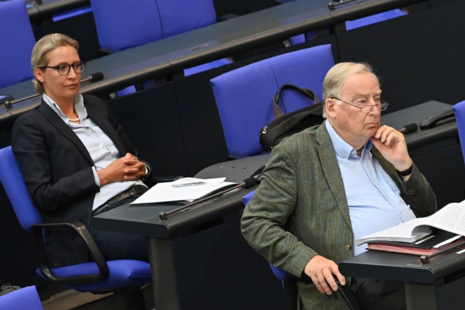 """AfD lehnt neue Corona-Einschränkungen ab: Gauland spricht von """"Kriegskabinett"""""""