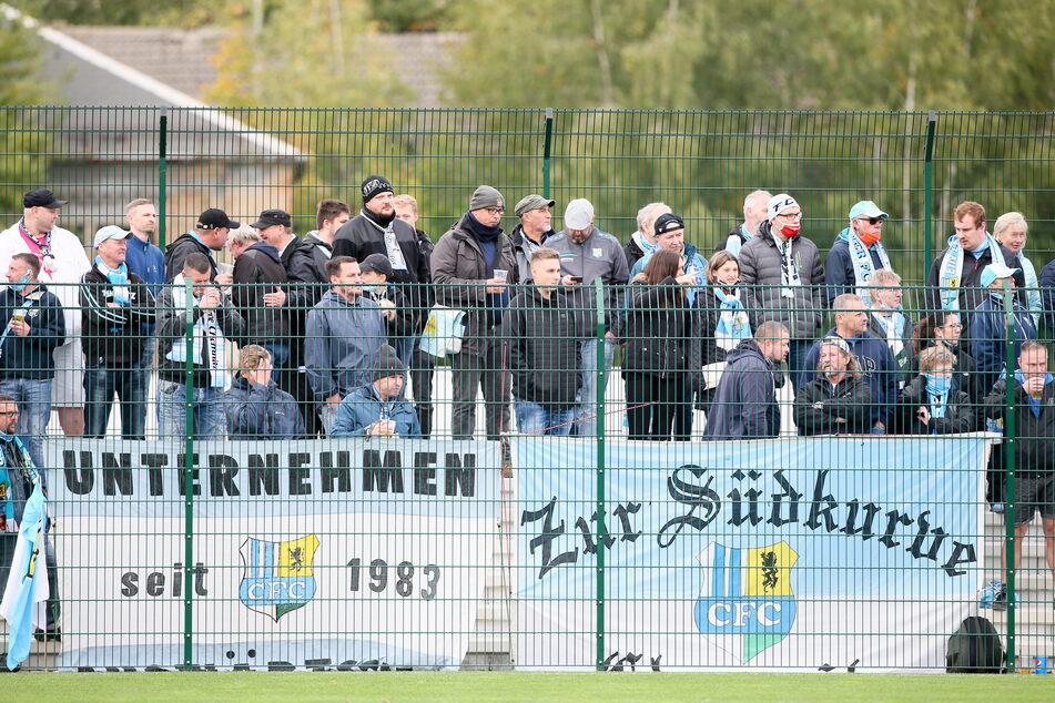 Beim Test in Klaffenbach dürfen endlich wieder Fans dabei sein.