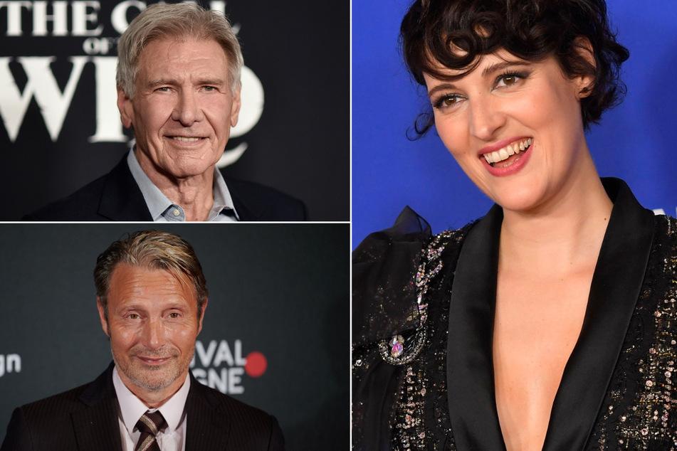 """""""Schnallt euch an""""! Noch mehr Superstars bei """"Indiana Jones 5"""""""
