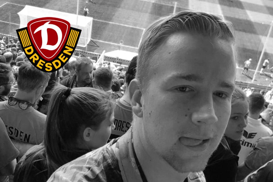 Das Geister-Ticket für den verstorbenen Dynamo-Fan Henning (†25) ist aufgetaucht!