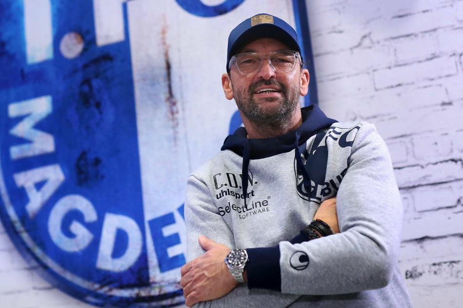 Claus-Dieter Wollitz kehrt nach seinem Intermezzo beim 1. FC Magdeburg in die Lausitz zurück.