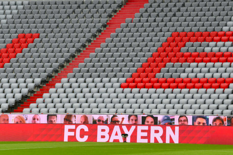 Frühestens in sechs Wochen könnten sich die Ränge der Münchner Allianz Arena wieder füllen.