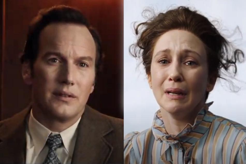 """In """"Conjuring 3: Im Bann des Teufels"""" müssen sich die Psychologen Ed und Lorraine Warren wieder paranormalen Herausforderungen stellen."""