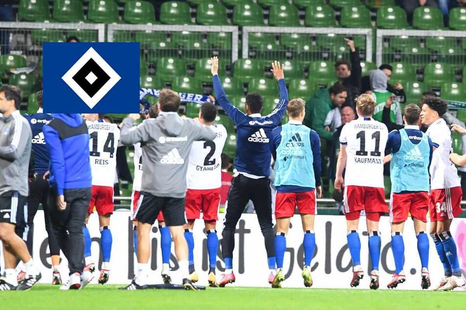 """HSV feiert ausgelassen den Derby-Erfolg: """"Dieser Sieg ist mehr wert als drei Punkte!"""""""