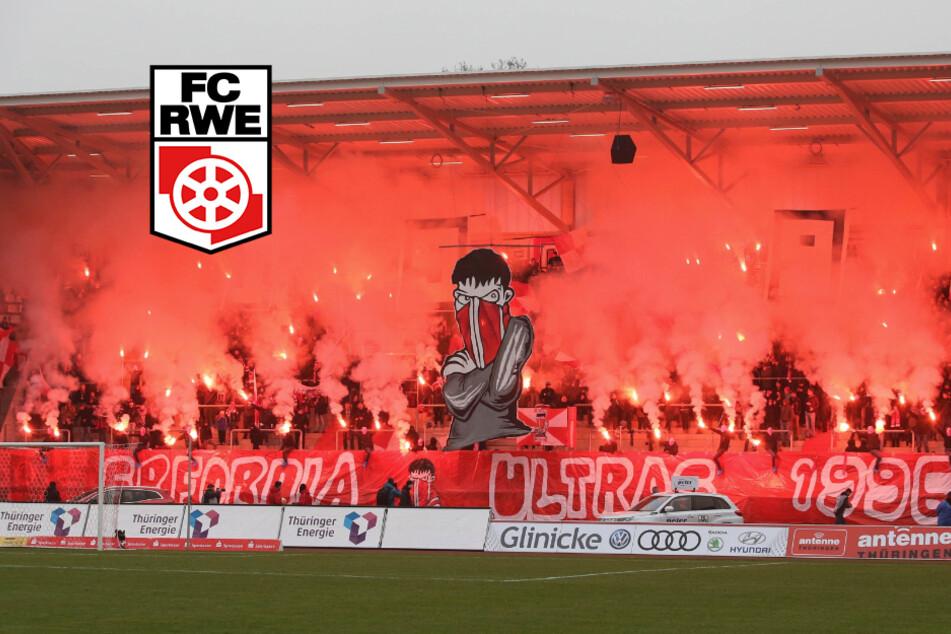 Klage eingereicht: Rot-Weiß Erfurt legt sich mit Thüringer Fußball-Verband an