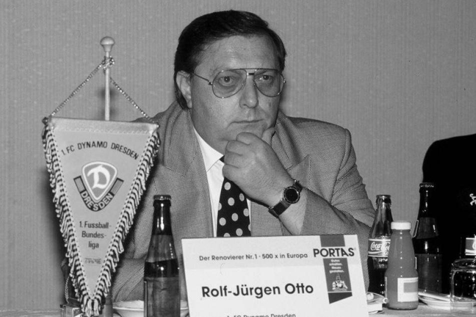 Schwer herzkrank! Ehemaliger Dynamo-Boss Otto verstorben | TAG24