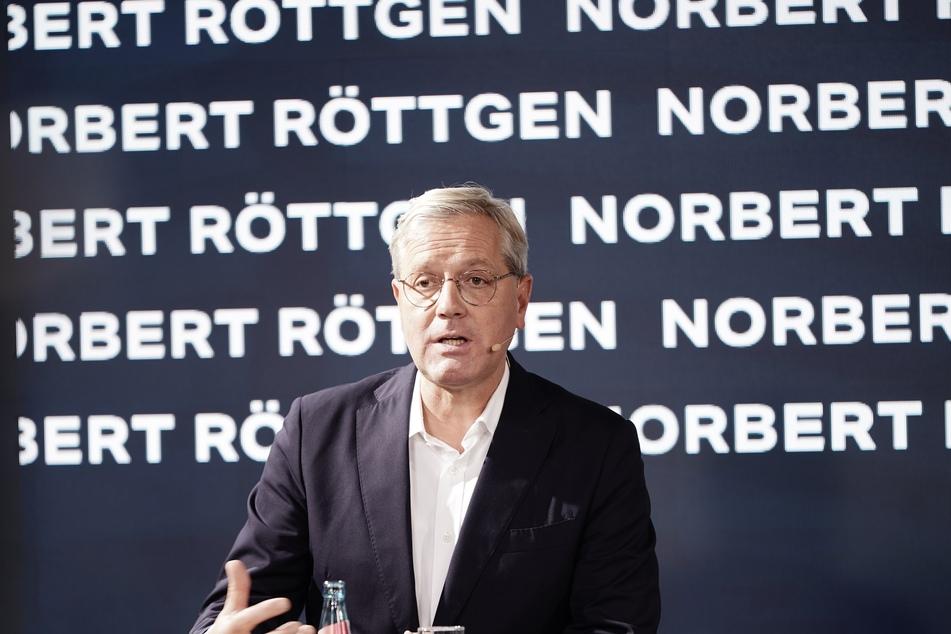 CDU-Politiker Norbert Röttgen (55) hat eine klare Haltung zur FDP. Strategie im Kampf um den Parteivorsitz?