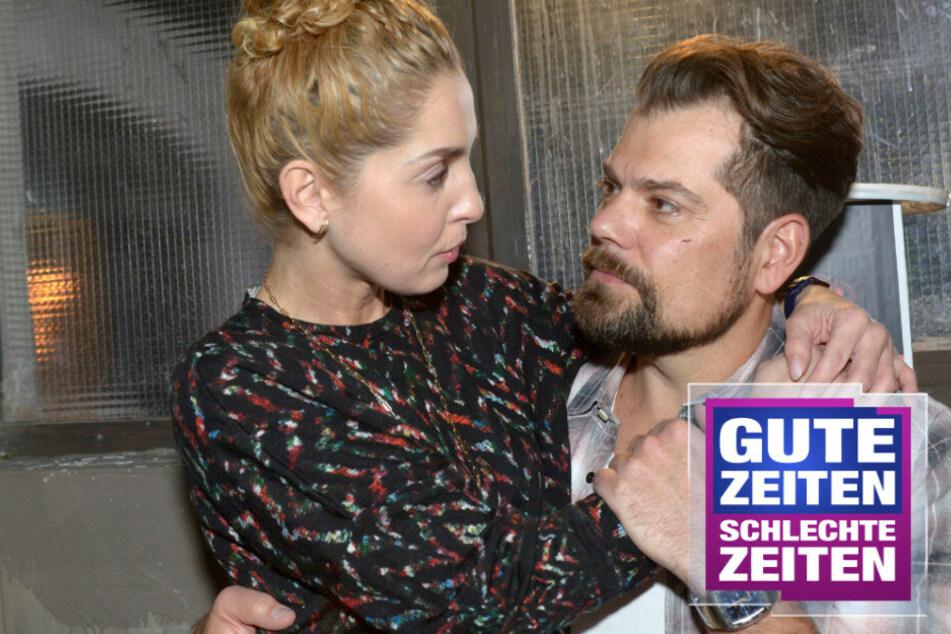 Nina entscheidet sich für Leon und fällt bei den GZSZ-Fans durch