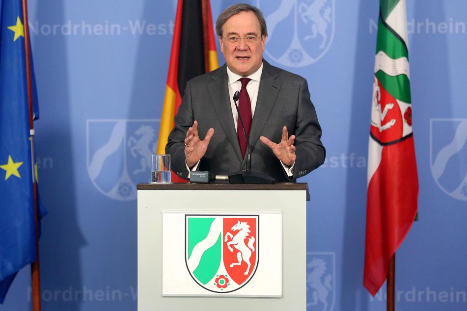 NRW-Ministerpräsident Armin Laschet (59, CDU).