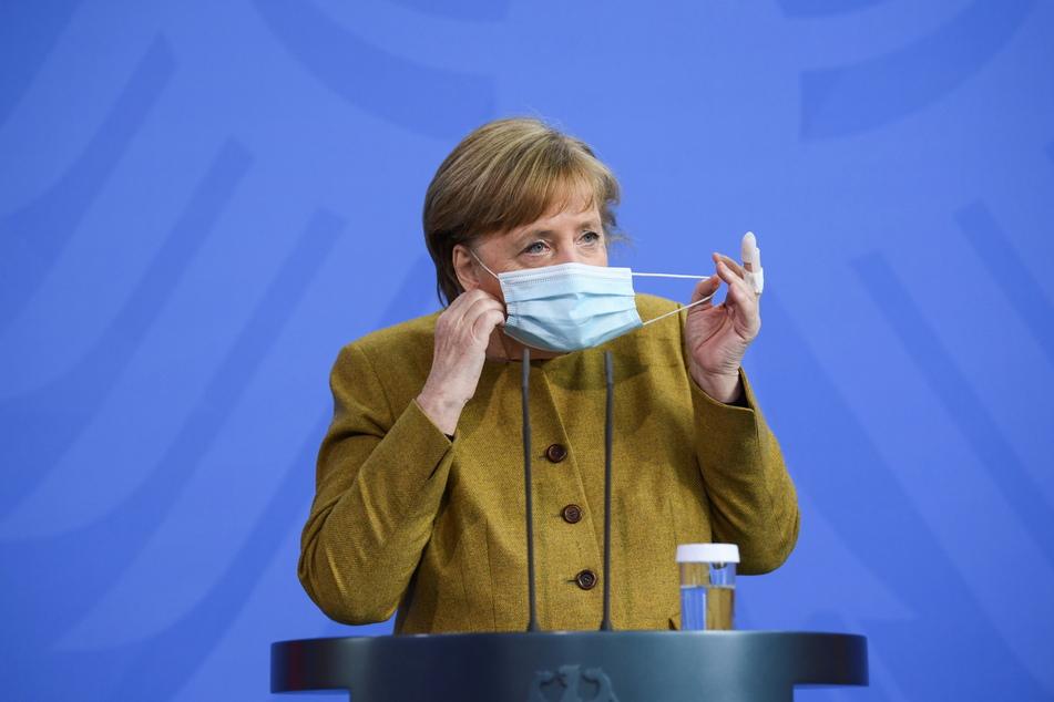 Bundeskanzlerin Angela Merkel (66, CDU) wird sich voraussichtlich am Freitag impfen lassen.