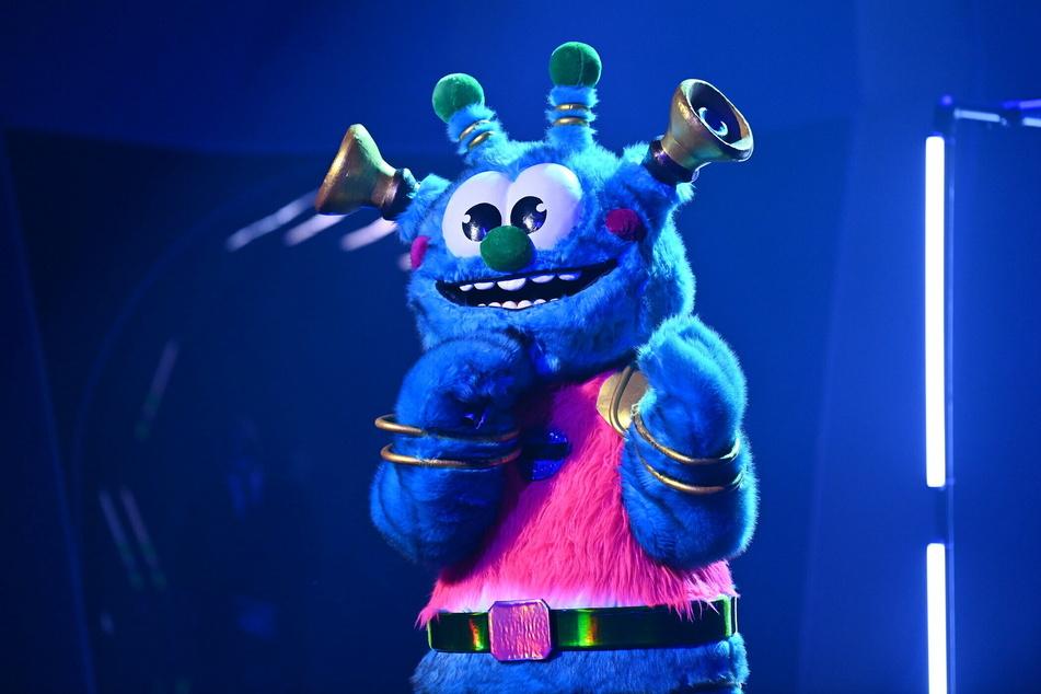 """""""The Masked Singer"""": Ist Luke Mockridge der Alien?"""