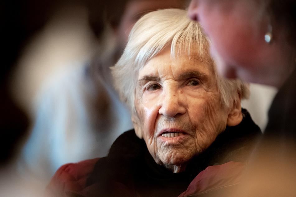 Die Holocaust-Überlebende Esther Bejarano (†96)