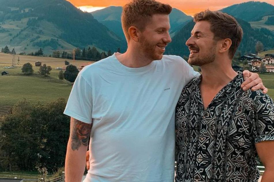 """""""Prince Charming""""-Paar Lars Tönsfeuerborn und Nicolas Puschmann wieder zusammen!"""