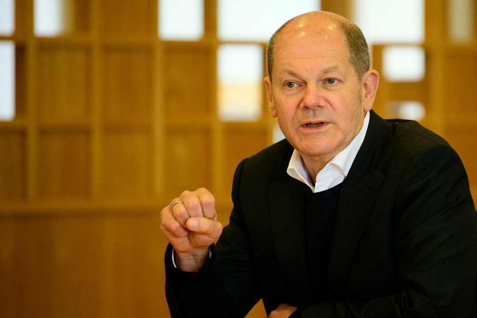 Brandenburger SPD veröffentlicht Briefwahlergebnis für Spitzenkandidat Olaf Scholz