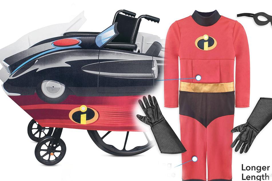 So erfüllt Disney kleinen und großen Rolli-Fahrern einen Traum!