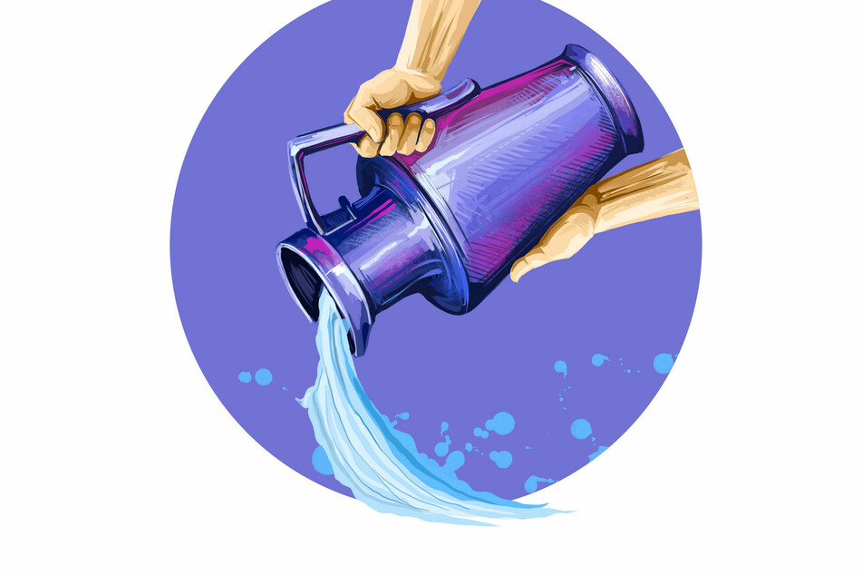 Monatshoroskop Wassermann: Dein Horoskop für März 2021