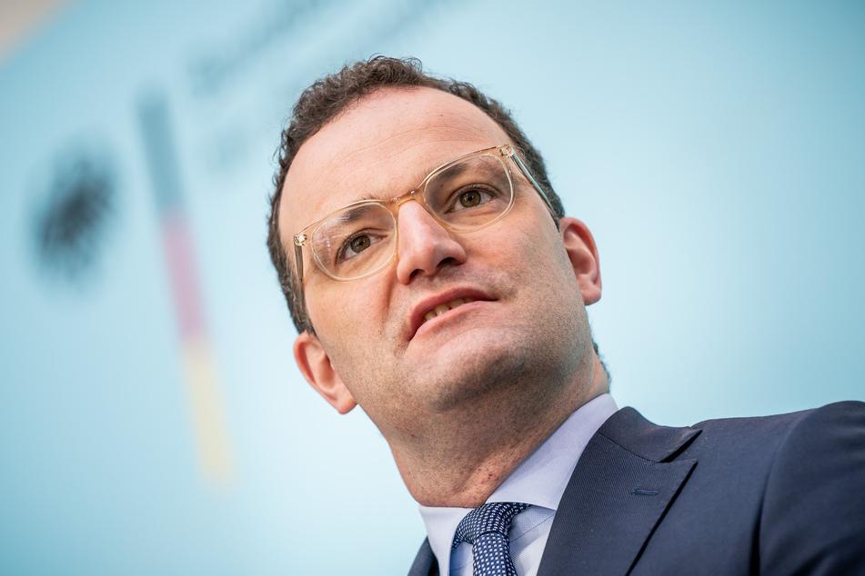 Gesundheitsminister Jens Spahn (39, CDU).