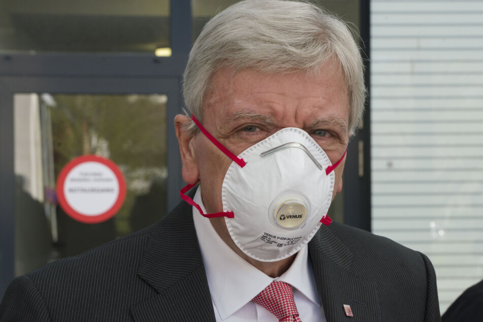 Hessens Regierungschef Volker Bouffier (68). (Archivbild)