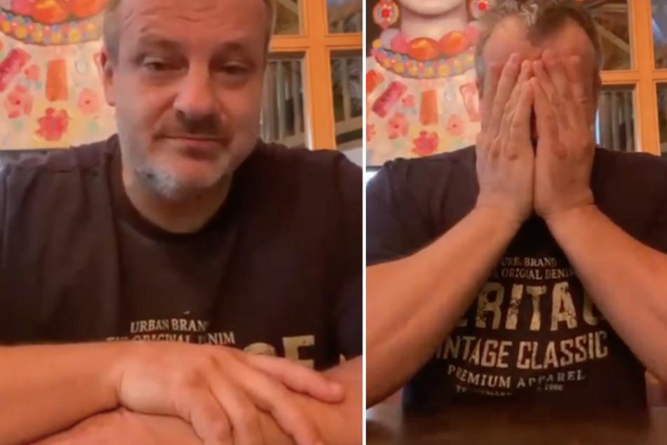 Verzweifelter Wirt macht seinem Ärger Luft: Wutvideo zum Lockdown geht viral