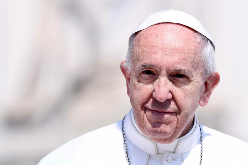 Pope Francis (83).