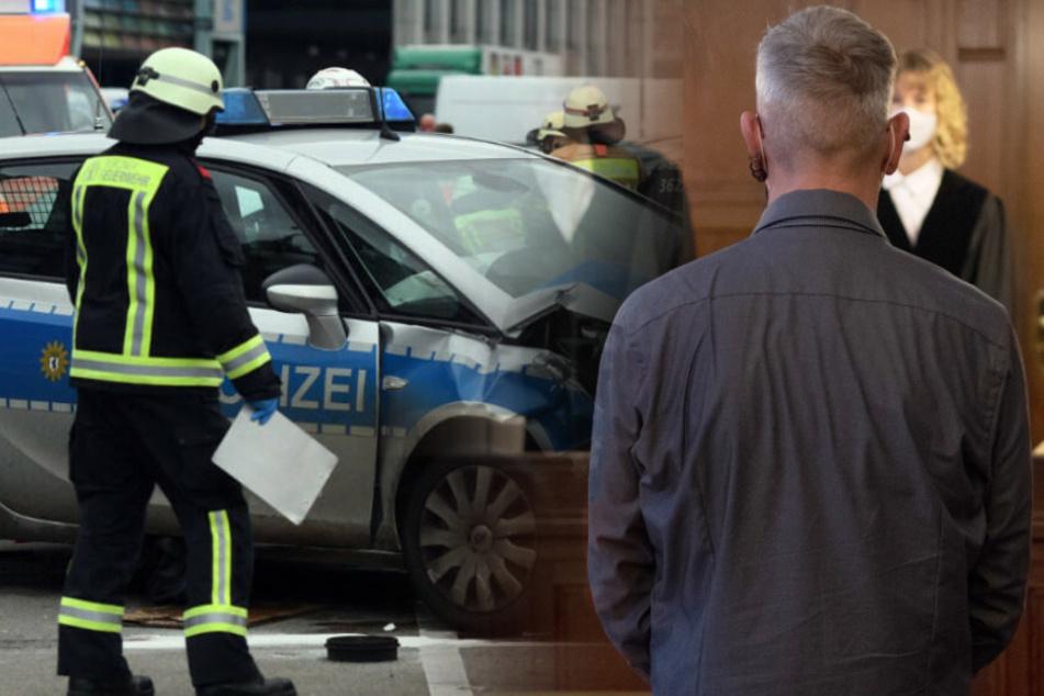 Fabien M. (†21) starb bei Polizei-Crash: Bewährungsstrafe für Polizisten!