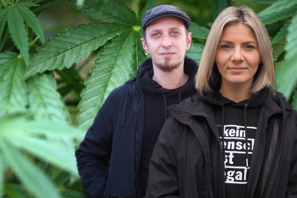 """Chemnitz: Sie wollen die """"Cannabis-Prohibition"""" beenden: Crowdfunding gekippt"""