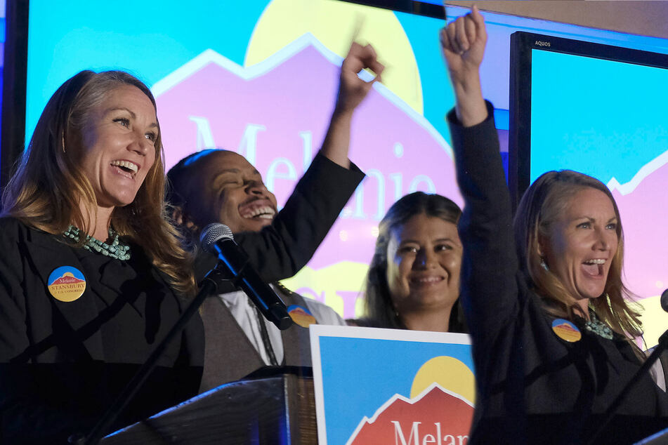 Democrat Melanie Stansbury wins New Mexico special election for vacant US House seat