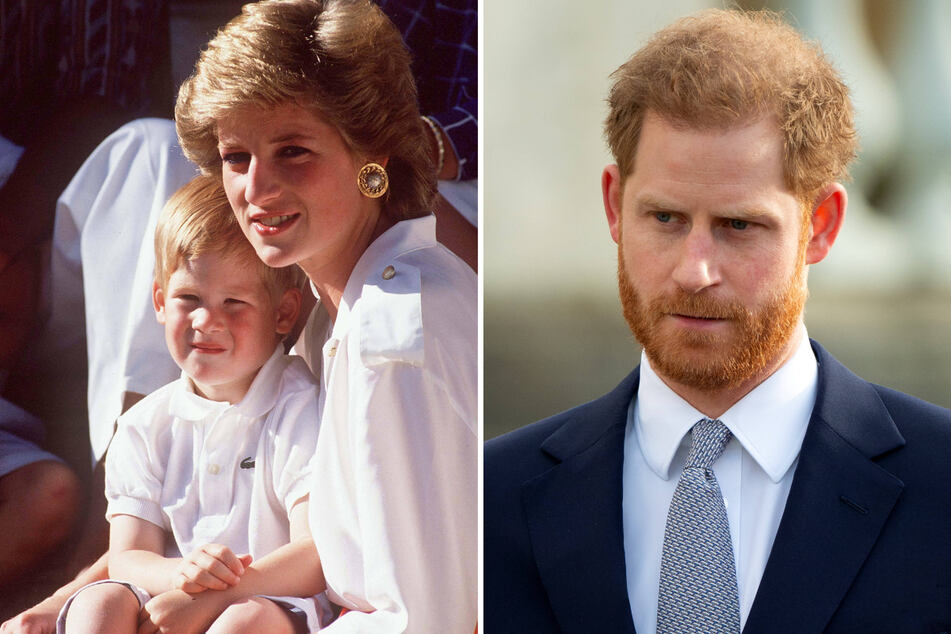 Prince Harry opens up on the tragic death of his mother, Lady Di