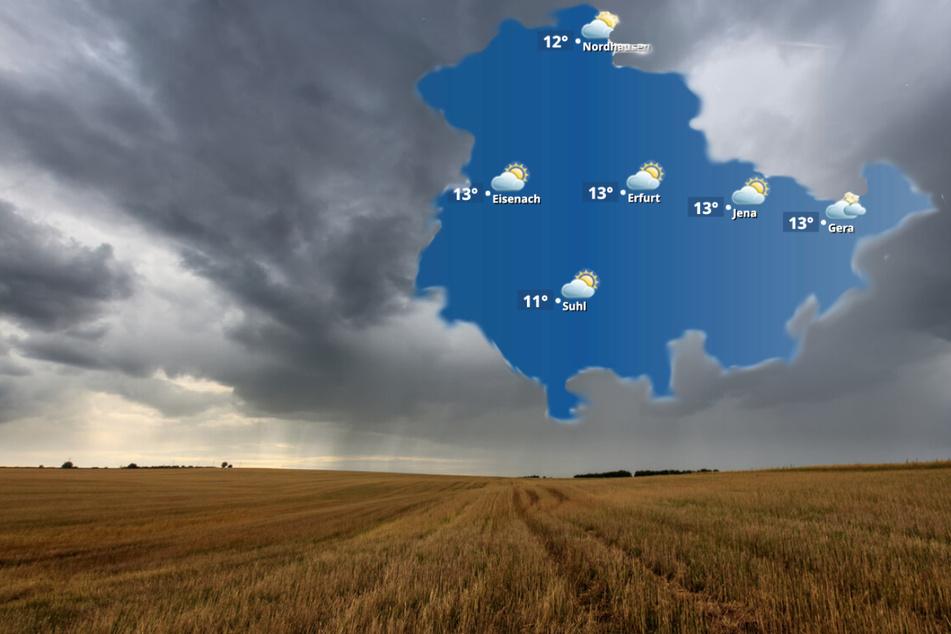 So wird das Wetter am Wochenende in Thüringen