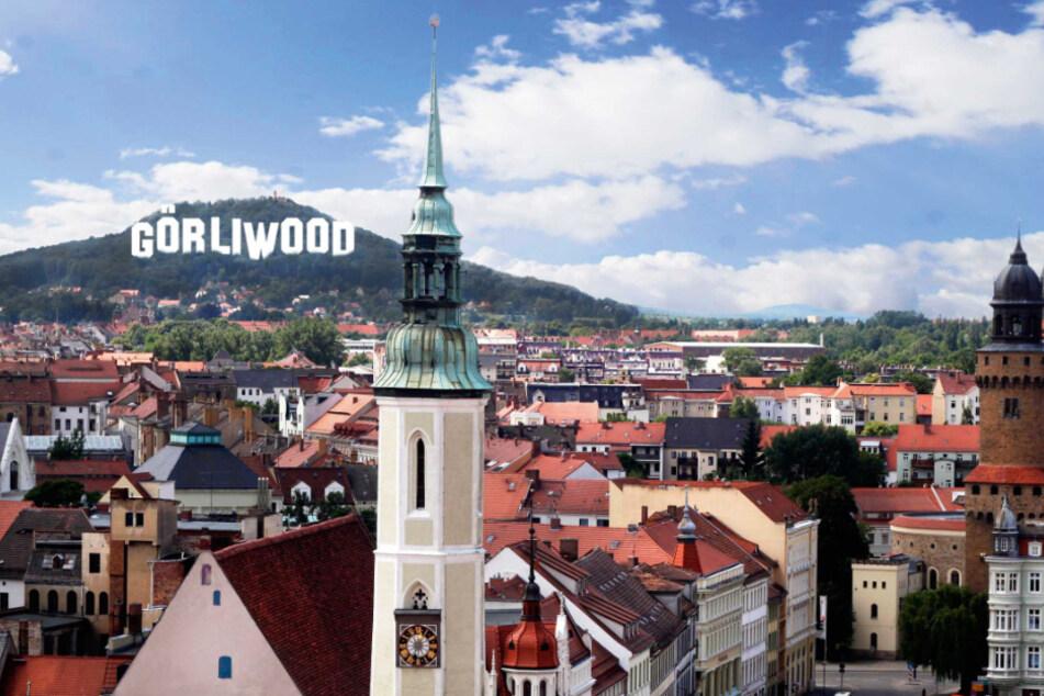 """Fast wie in Hollywood: In Görlitz wurden bereits über 100 Filme gedreht. 2017 erhielt die Stadt den Titel """"Filmdrehort des Jahrzehnts""""."""