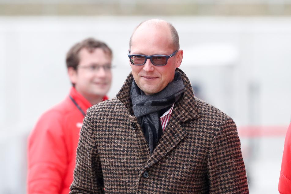 Zwickaus Vorstandssprecher Tobias Leege plädiert für einen Saisonabbruch.