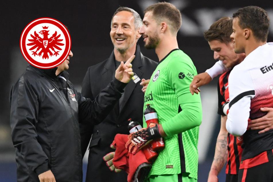 Von Angst um die Champions League zum Leipzig-Jäger: Wird diese Eintracht noch Vizemeister?