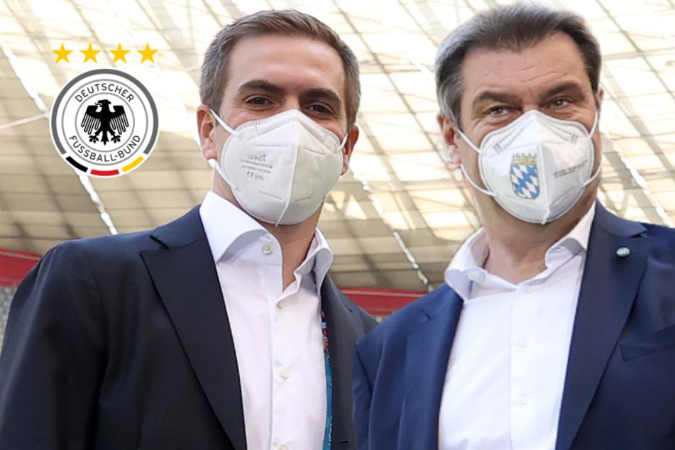 Kracher gegen Frankreich: Das trauen Lahm und Söder dem DFB-Team bei der EM zu