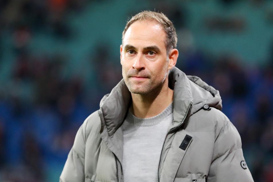 Schließt den Verkauf von Leistungsträgern bei RB Leipzig nicht aus: Vorstandschef Oliver Mintzlaff.