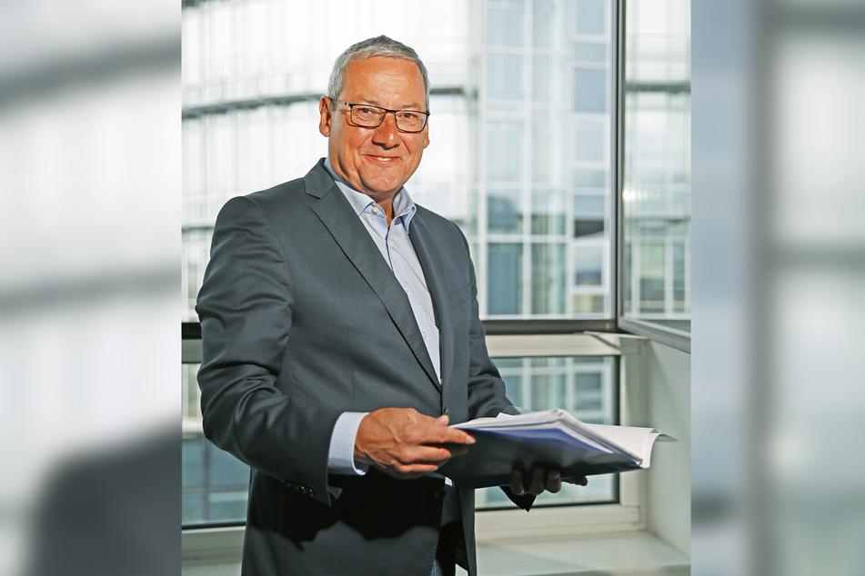 """""""Wir stehen bereit"""": WTC-Manager Jürgen Rees (59)."""