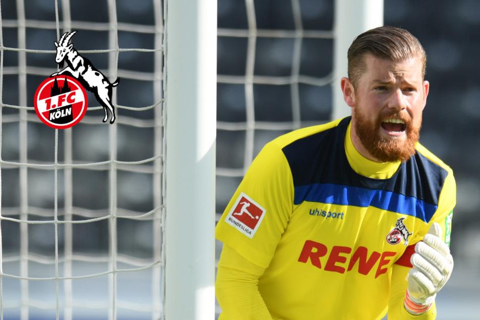 FC-Torwart Timo Horn vergleicht Trainer: Das erinnert ihn an Stöger-Zeit